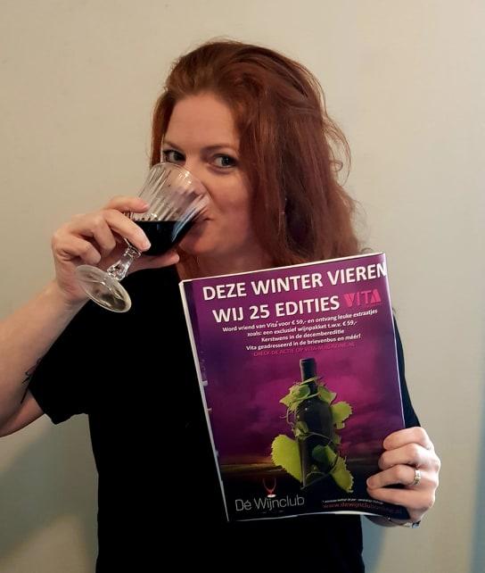 Deze winter vieren wij 25 …