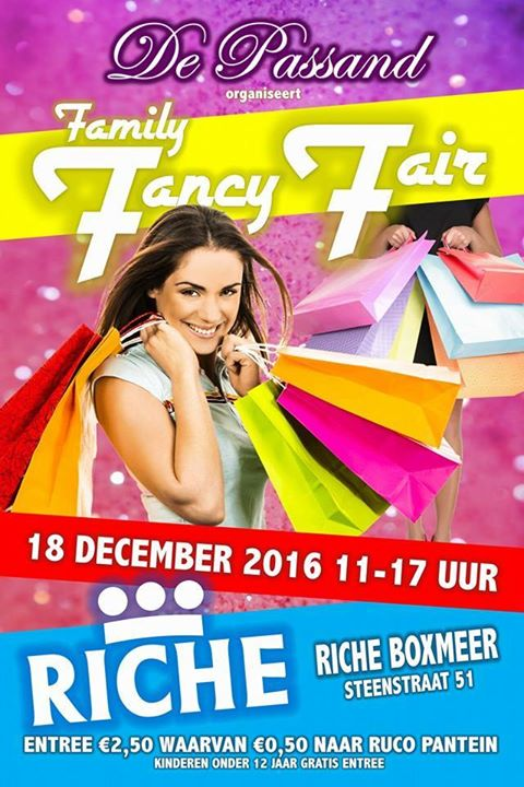 Family Fancy Fair<br /> <br />  …