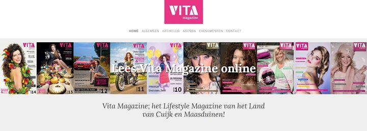 Vita Magazine updated  …