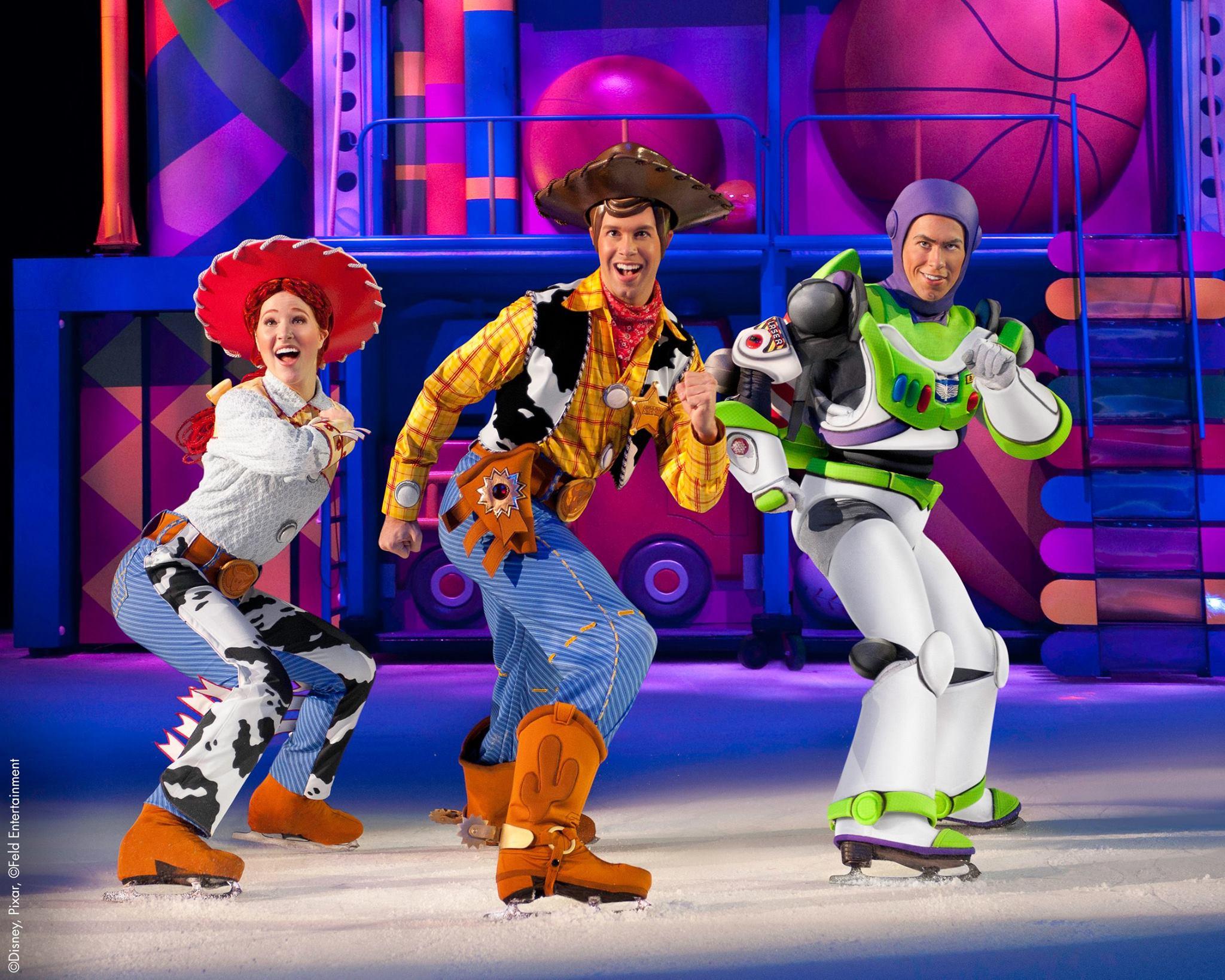 WIN!! Disney On Ice  …