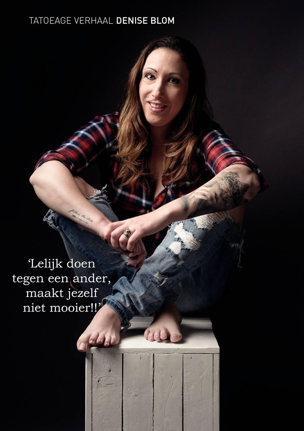 Tattoo Verhaal!<br /> <br /> Hadden  …
