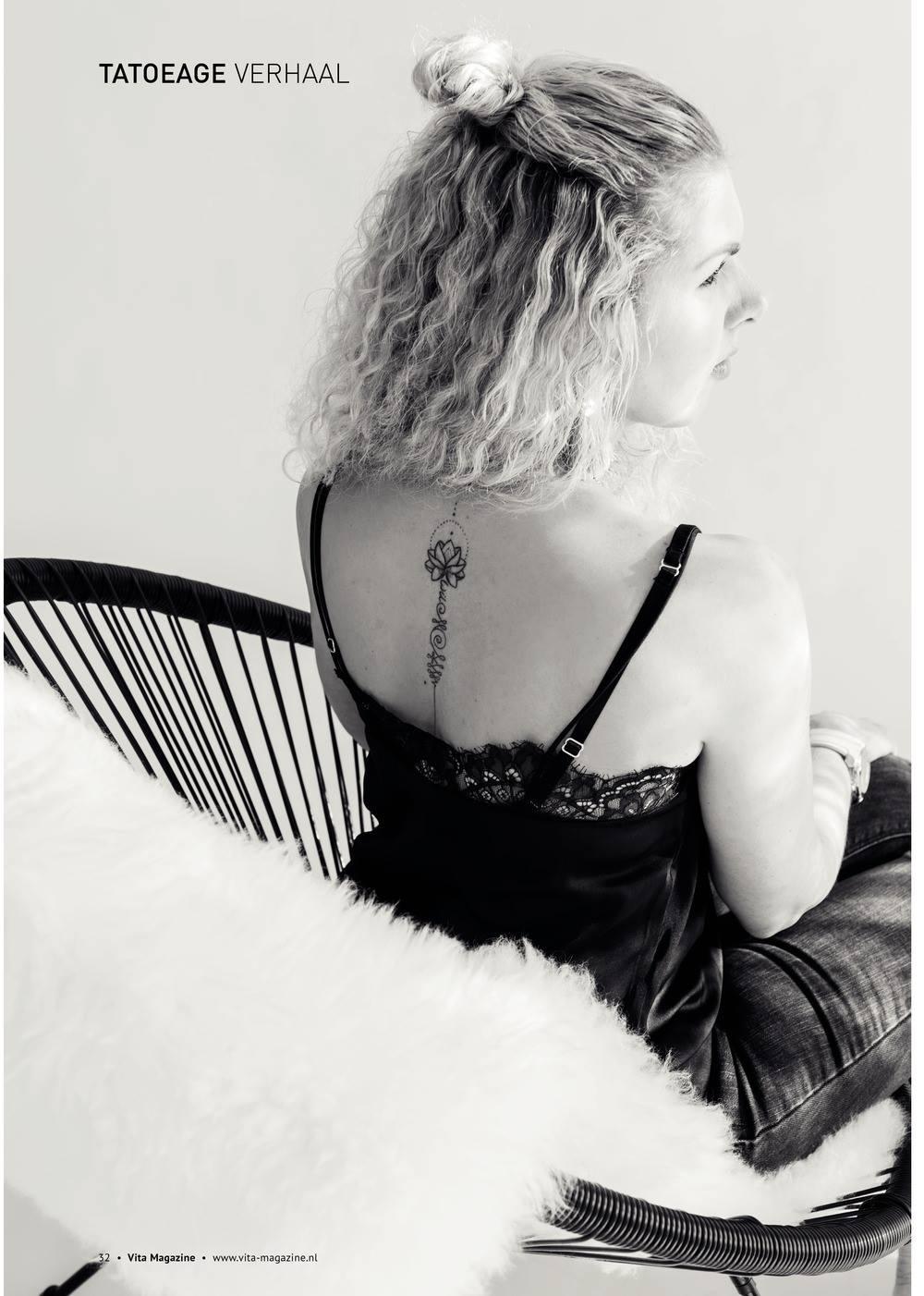 Tattoo verhaal: Eva van  …