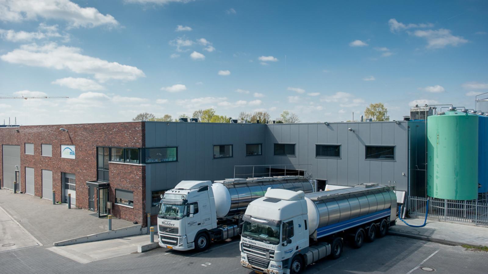 Op het Boxmeerse industrieterrein Saxe Gotha is  …