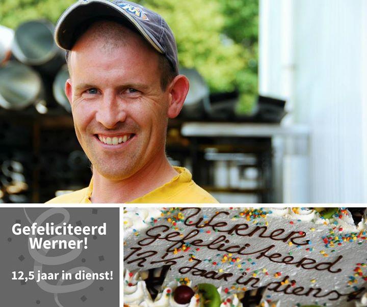 Onze medewerker Werner Kuenen is 1 maart a.s. 12,5 …