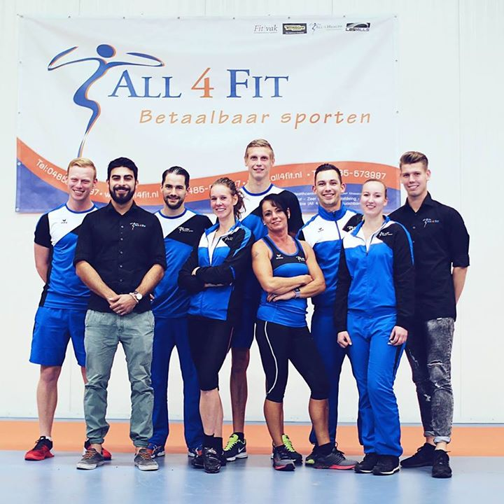 All4fit Boxmeer