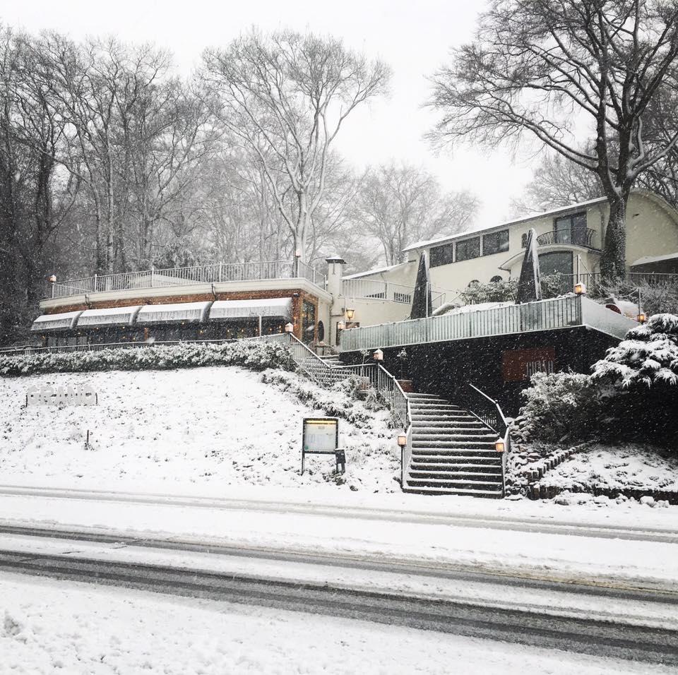 Sneeuw heeft toch iets  …