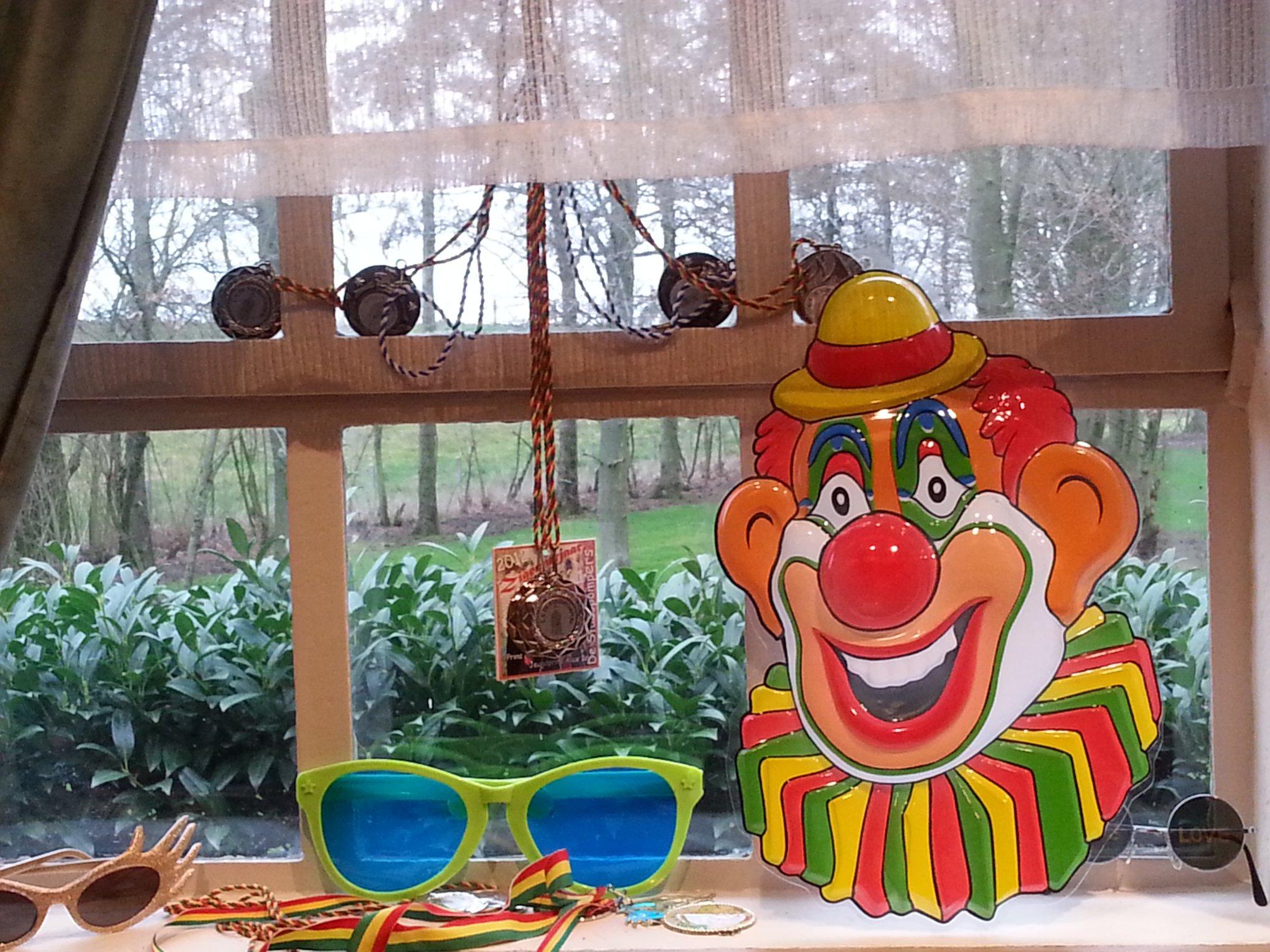 Ook wij vieren carnaval …