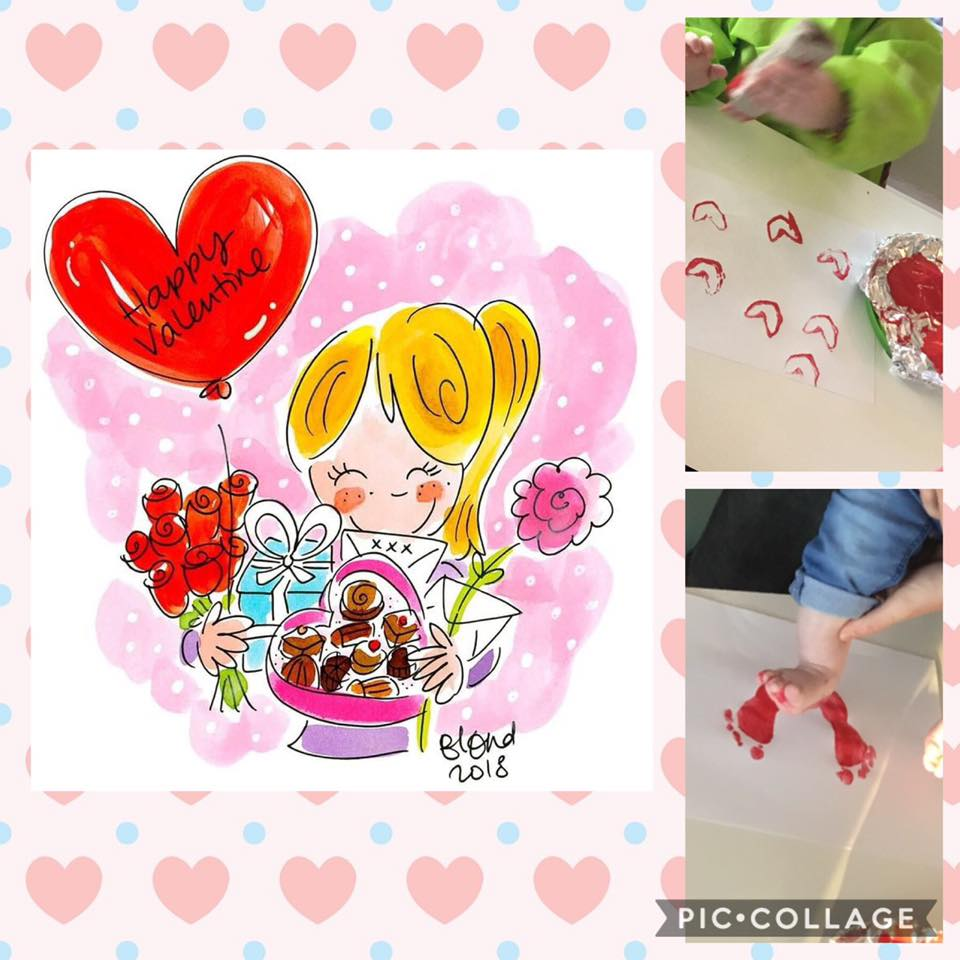 ❤️ Fijne Valentijnsdag …