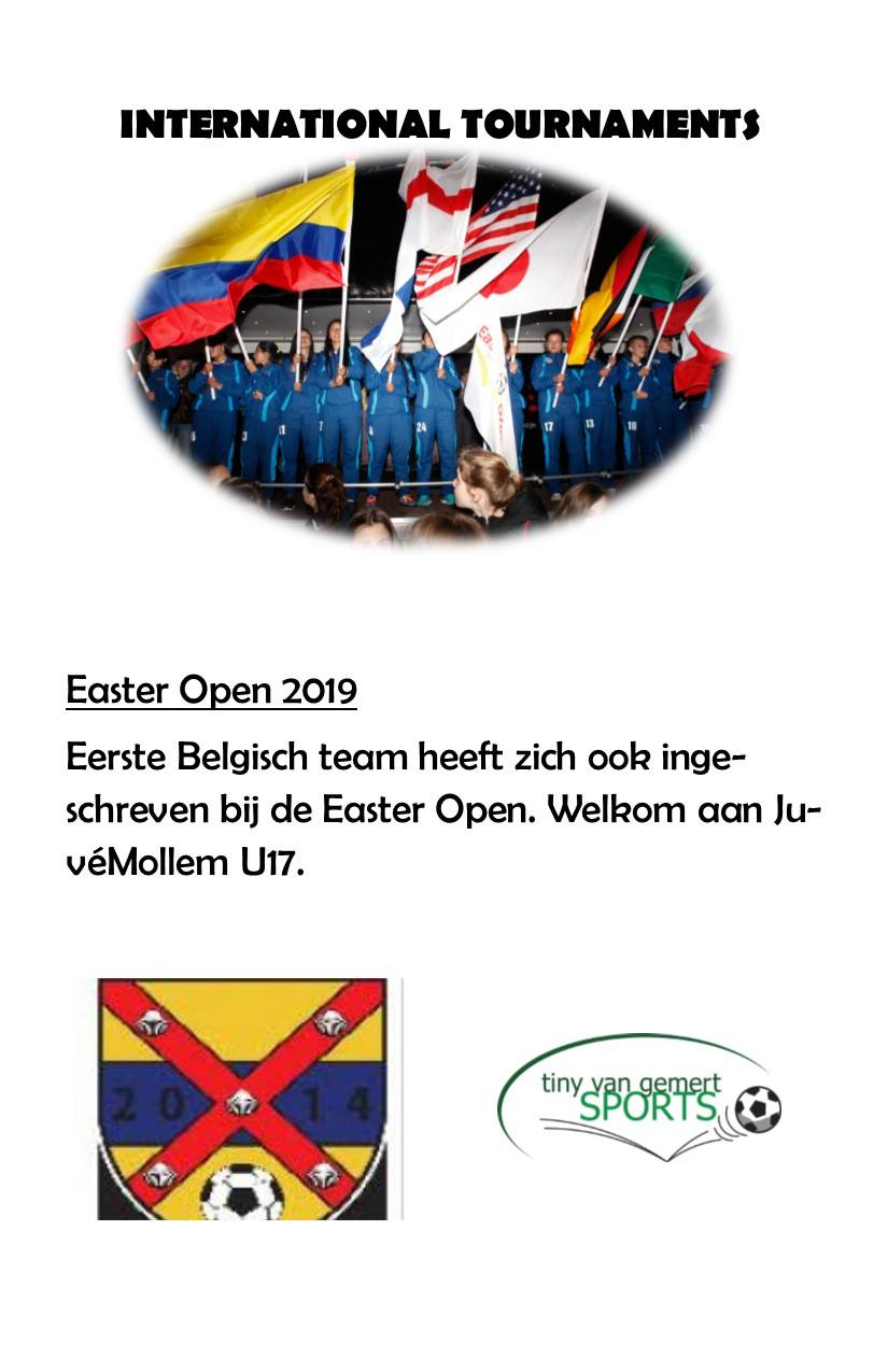 Easter Open