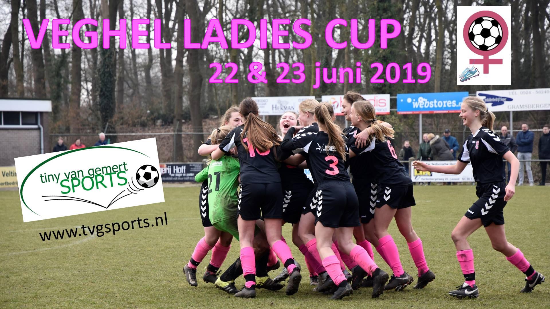NIEUW!! VEGHEL LADIES CUP …