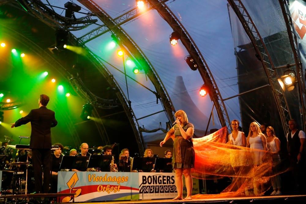 Het Vierdaagse Orkest is  …