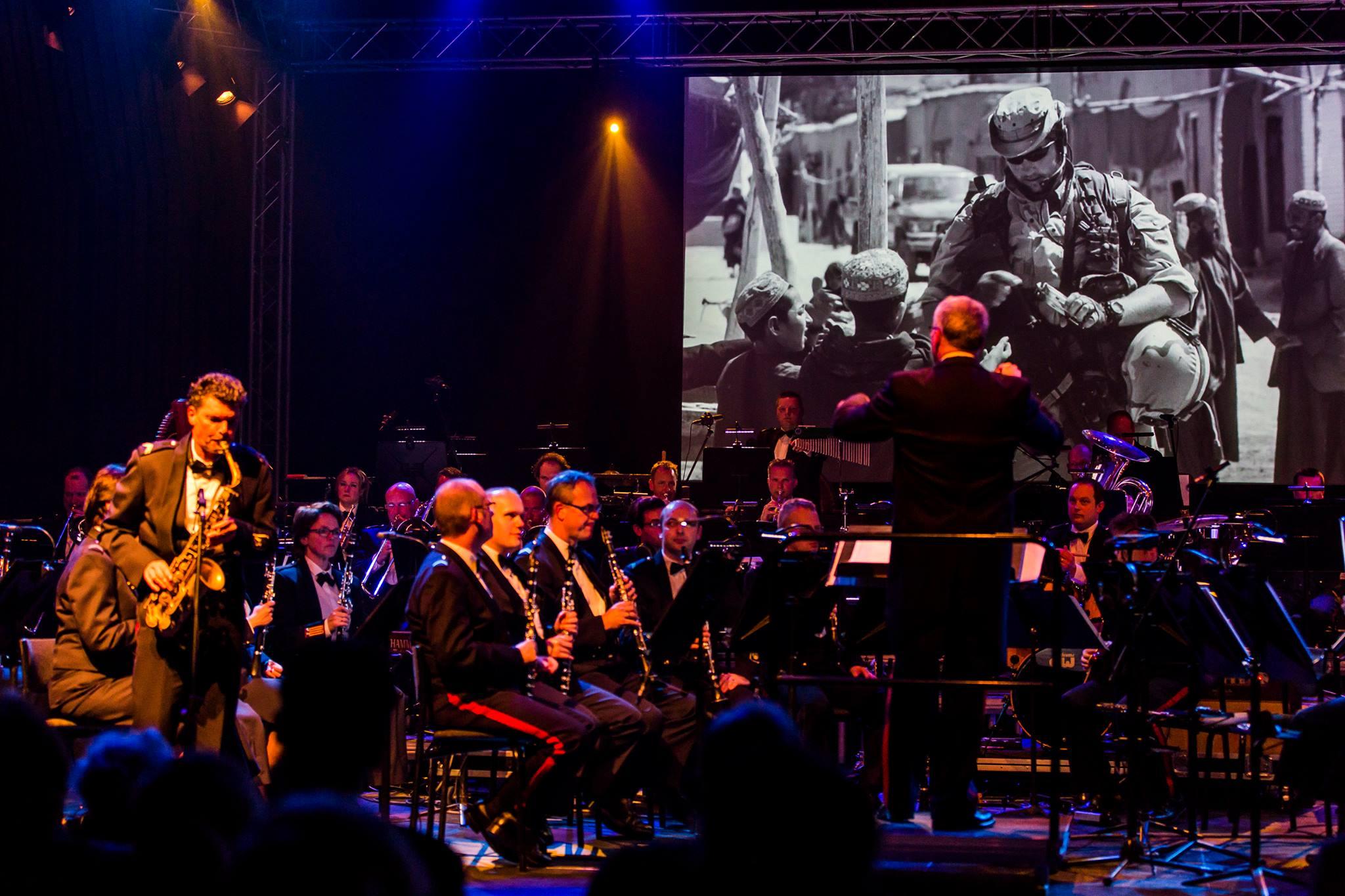 Dit jaar is het orkest  …