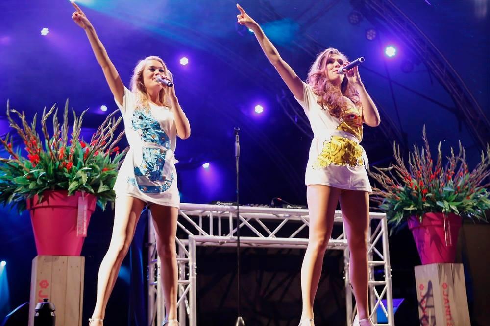 ZONDAG 14 JULI - ABBA  …