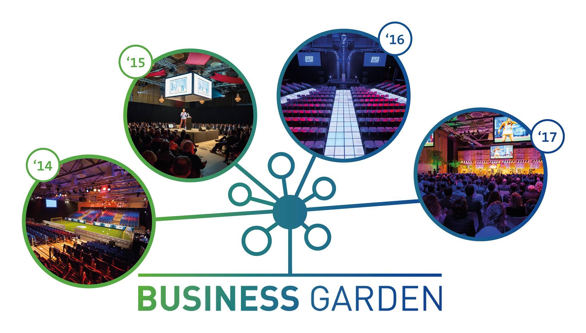 Business Event Land van  …